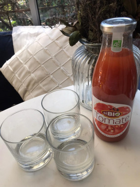 Jus de tomate SIBIO, 0,75 L