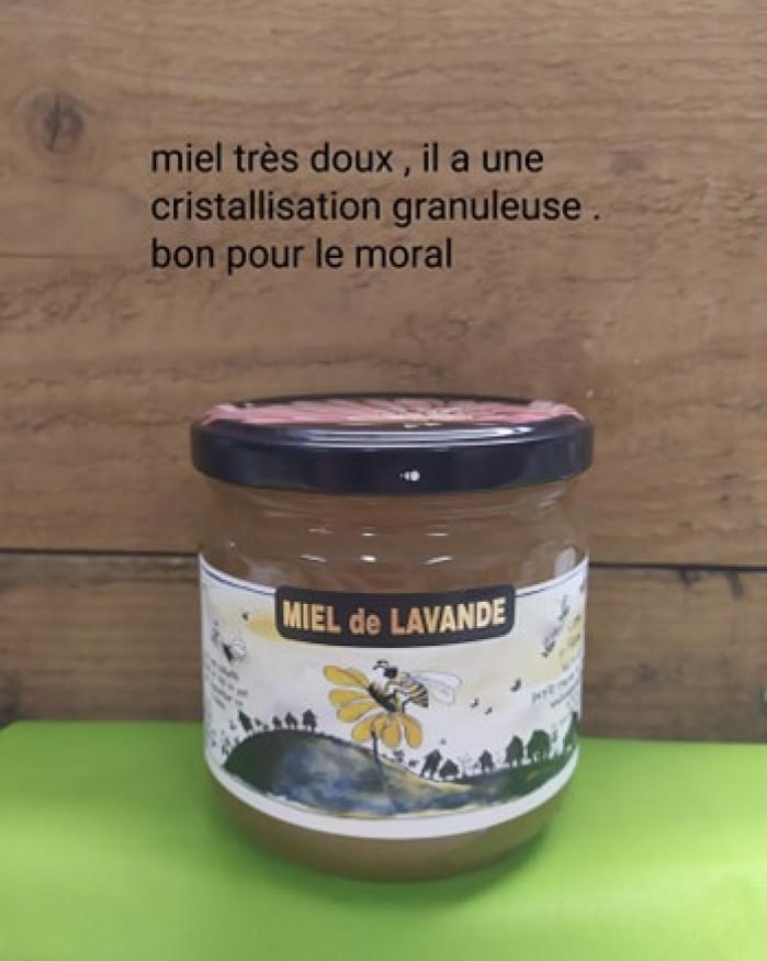 Miel Lavande 500 gr (France)