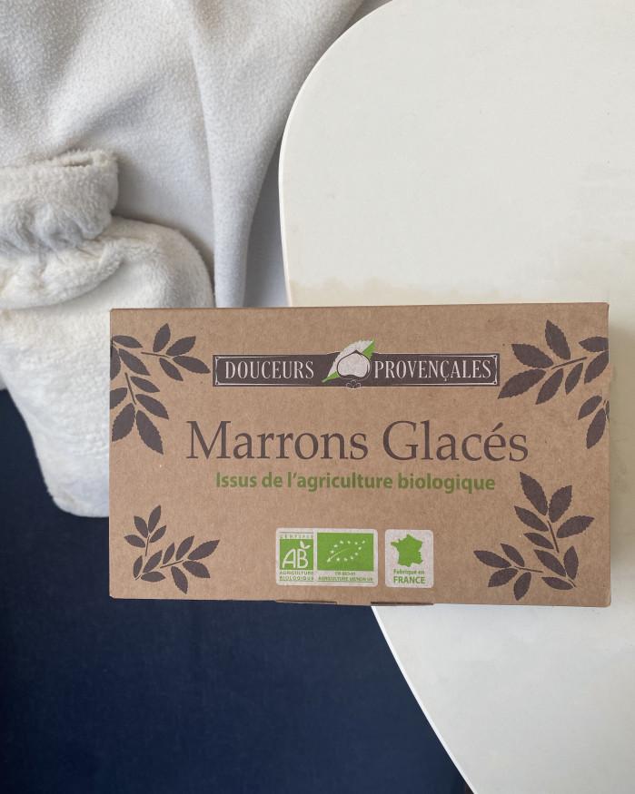 Marrons glacés Bio