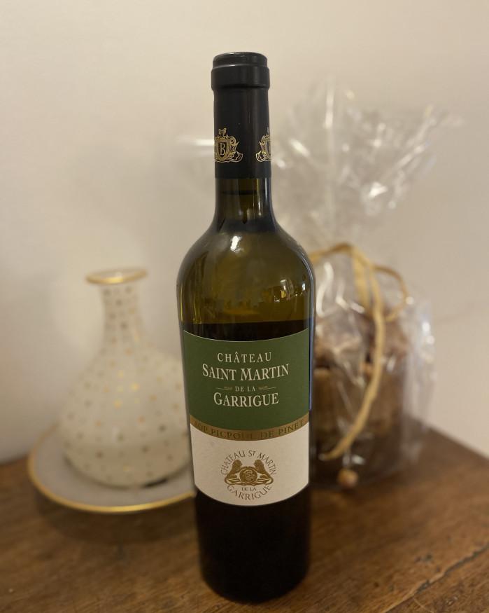 Vin blanc Picpoul de Pinet AOP