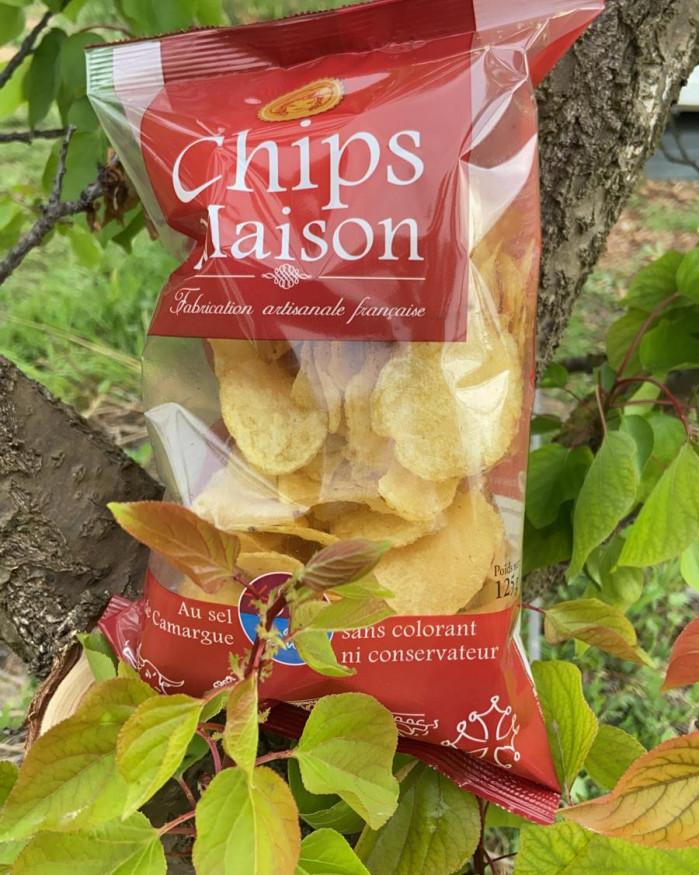 Chips Maison Artisanales