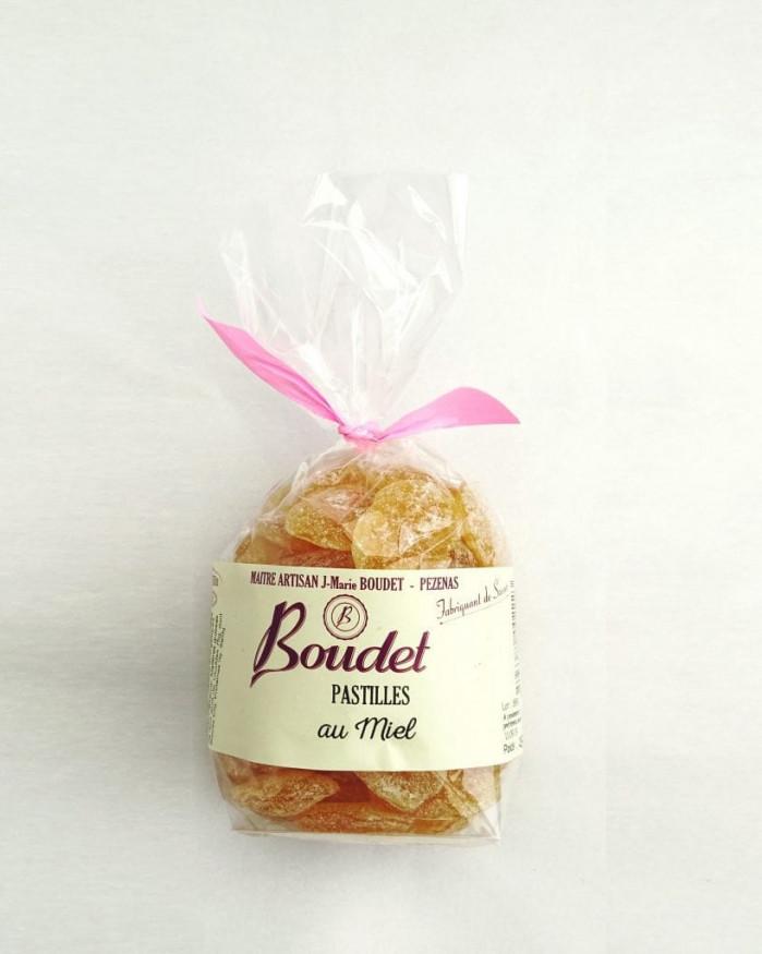 Pastille Miel - Boudet