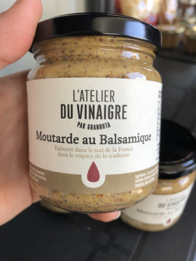Moutarde au balsamique par Granhota