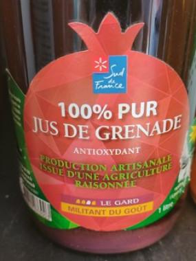 Jus de Grenade