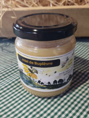 Miel de Buplèvre crémeux 250 gr