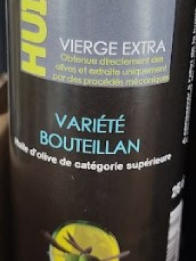 Huile d'olive Bouteillan 25cL- Domaine Gay & Fils