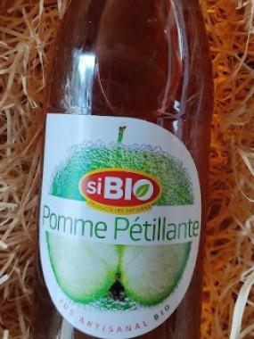 Jus de Pommes Pétillant - SIBIO