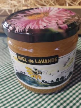 Miel de Lavande liquide 250 gr
