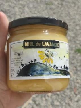 Miel de Lavande Crémeux 500gr